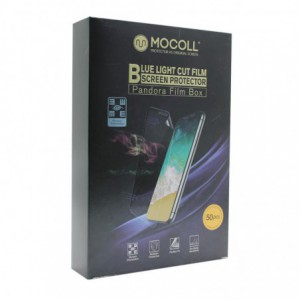Mocoll Blue Light Cut Recover Film Screen Protector - Clear x50