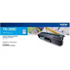 High Yield Cyan Toner Cartridge for HLL8350CDW/ MFCL8600CDW/ MFCL8850CDW
