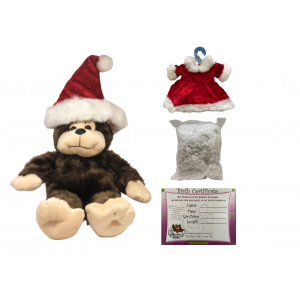 Build-a-Bear - Taffy Toffee Monkey