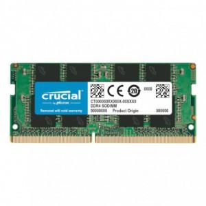 Crucial 4GB DDR 2666MHz SO-DIMM Single Rank