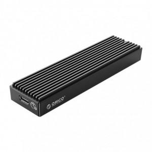 Orico M.2 NVMe SSD Enclosure - Black