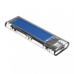 Orico M.2 NVMe to Type-C HDD Enclosure - Blue