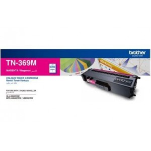 High Yield Magenta Toner Cartridge for HLL8350CDW/ MFCL8600CDW/ MFCL8850CDW