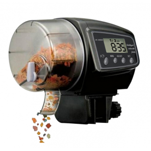 Digital Automatic Fish Food Feeder with LCD Display