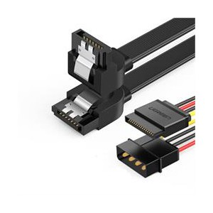 Ugreen Molex to SATA Power + SATA3 Data Cable Set