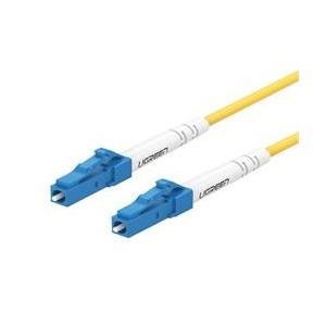 Ugreen 3m Fibre Optic LC-LC Single Mode Cable - Yellow