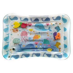 Baby Inflatable Water Play Mat (Whales)