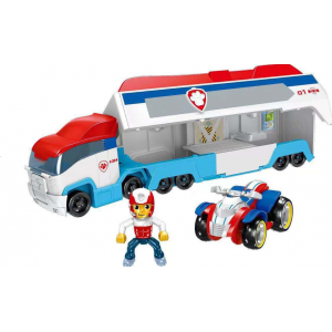 Paw Patrol Paw Patroller with figurines