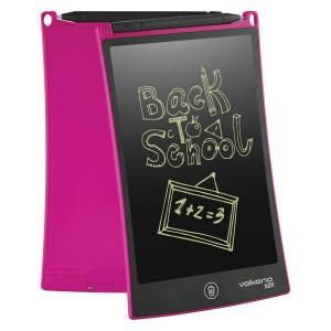 "Volkano Kids Doodle Series 8.5"" Writing and Drawing Board - Pink"