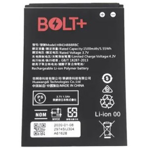 Replacement Battery for Huawei E5573 / E5577 (1500mah) - (Bolt branded)