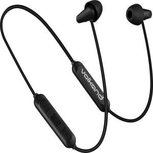 VolkanoX Snug Series Bluetooth Earphones with Carry Case