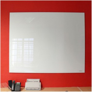 Parrot Floating Magnetic Glass Whiteboard (2400x1200mm)