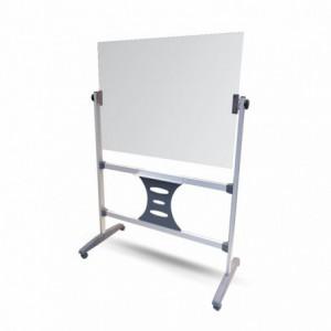 Parrot Magnetic Revolving Glass Board (1200*900mm) & 1200mm Leg Set