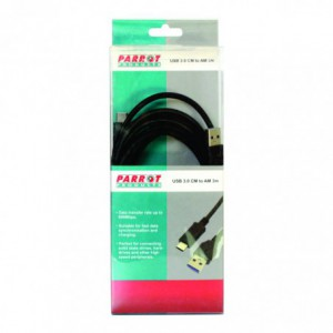 Parrot USB 3.0 CM to AM Cable 3 Meters