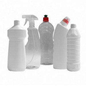 Janitorial Empty Bottle 750ml - Assorted (5)