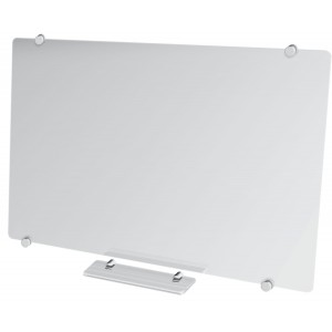 Parrot Glass Whiteboard Non-Magnetic (1200x900mm)