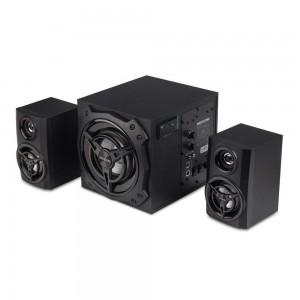 Microlab T11 2.1CH BT Subwoofer Speaker System - Black