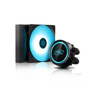 Deepcool GAMMAXXL120 V2 RGB CPU Liquid Cooler - Black