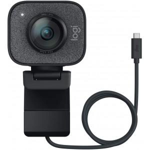 Logitech StreamCam 1080P HD 60fps Streaming Webcam- Graphite