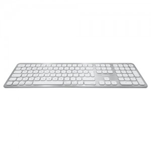 Macally Ultra Slim Bluetooth Wireless Keyboard for Mac - British English