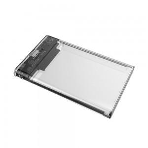 Unitek DiskGuard Limpid R SATA III 2.5 HDD/SSD Hard Disk Enclosure