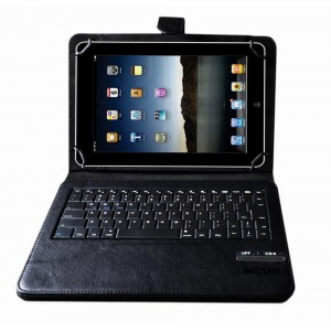 "Astrum 7-8"" inch Tablet Cover Micro & Mini USB Keyboard"