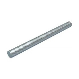Switchcom Distribution M10 1m Zinc Plated Threaded Rod