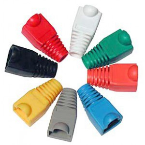 Netix Rubber Boots -100 Per Pack - Blue