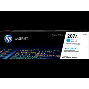 HP 207A Cyan Original LaserJet Toner Cartridge for CLJPRO M255/M283