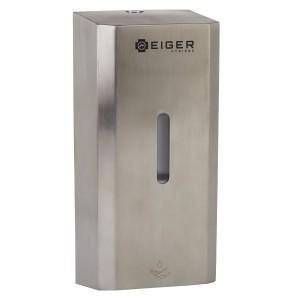 Eiger Hygiene – 1L Stainless Steel Wall Mounted Auto Sanitizer Dispenser