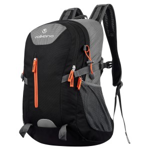 Volkano Tundra 22L Daypack - Grey/Orange