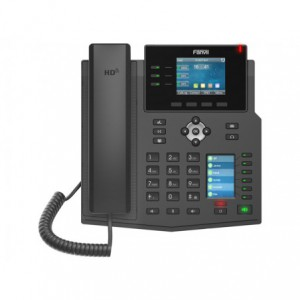 Fanvil 12SIP Colour Screen VoIP Phone with PSU