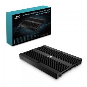 "Vantec Multi-Size M.2 NVMe To U.2 (SFF-8639) 2.5"" SSD Converter/Adapter"