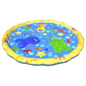 Kids Splash Pad 100cm (Under the sea)