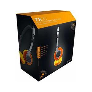 Gioteck TX20 Retro Stereo Game and GO Headset - Orange