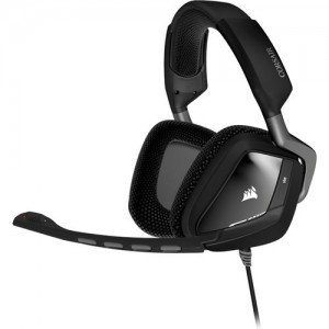 Corsair Gaming CA-9011130-EU VOID USB Carbon USB Dolby 7.1 Comfortable PC Gaming Headset, Carbon