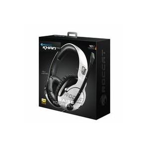 Roccat Khan Pro Gaming Headset - White (PC)