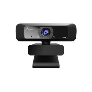j5create - JVCU100 USB HD Webcam with 360° Rotation