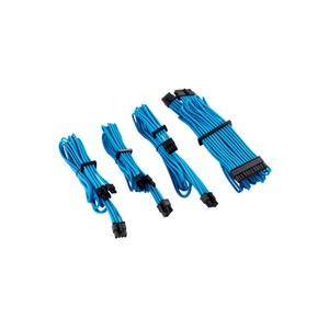Corsair Premium Individually Sleeved PSU Cables Starter Kit Type 4 Gen 4 - Blue