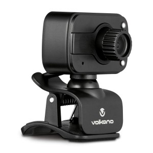 Volkano Zoom 700 Series USB Webcam
