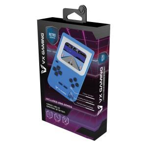 VX Gaming Retro Series Arcade Gaming Machine 268-in-1 - Blue