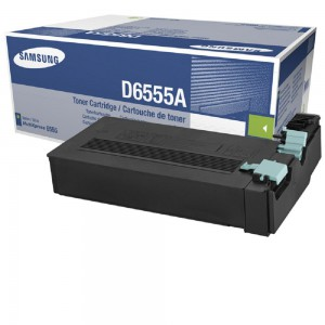 Samsung SCX-D6555A Black Toner Cartridge (25,000 pages)