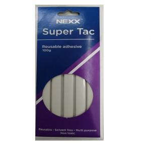 Nexx Super Tac Resubale Adhesive 100g Wallet