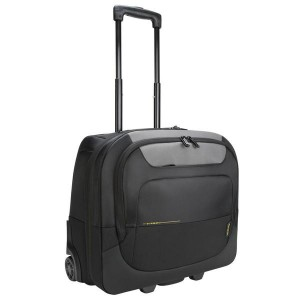 "Targus CityGear 15-17.3"" Roller Laptop Case - Black"