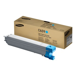 Samsung CLT-C659S Cyan Toner Cartridge 20 000 pages for CLX-8650ND / 8640ND