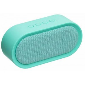 Remax RB-M11 Tiffany Blue Bluetooth Desktop Fabric Speaker