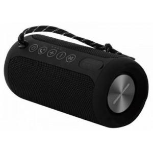 Remax RB-M28 Black Bluetooth Waterproof Metal Speaker