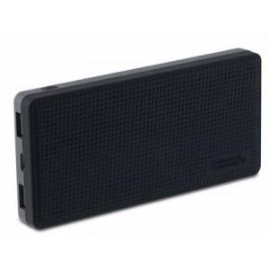 Remax Miles series Qi Wireless Charger Pad Powerbank 10000mAh Black