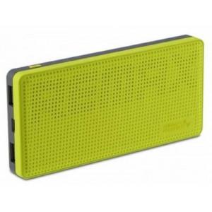 Remax Miles series Qi Wireless Charger Pad Powerbank 10000mAh - Green