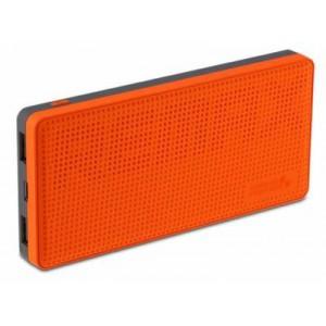 Remax Miles series Qi Wireless Charger Pad Powerbank 10000mAh - Orange